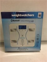 WEIGHTWATCHERS BODY ANALYSIS SCALE (AS IS)