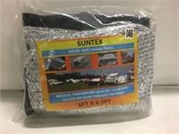 SUNTEX ALUMI-NET SHADE COVER 6.5'X6' (AS IS)