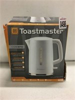 TOASTMASTER 1.7 LITER KETTLE (AS IS)