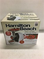 HAMILTON MEAT GRINDER (AS IS)