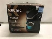KEURIG COFFEE MAKER (AS IS)