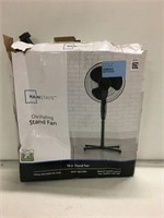 MAINSTAY OSCILLATING STAND FAN  (AS IS)