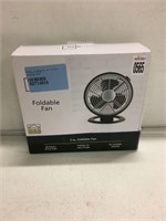 MAINSTAY FOLDABLE FAN  (AS IS)