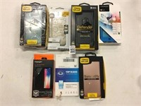 ASSORTED CELLPHONE ACCESSORIES