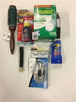 ASSORTED PERSONAL ITEMS