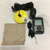 PORTABLE  FISH FINDER  (AS IS)