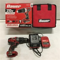 HYPERMAX LITHIUM HAMMER DRILL KIT (SOLD AS IS)
