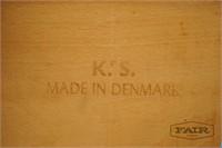Kai Kristiansen for K. S. Danish Armchair