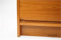 Vitze Danish Teak Long Low 6 Drawer Dresser