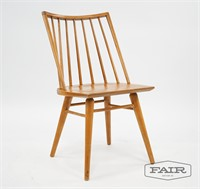 Conant Ball Maple Spindle Back Chair