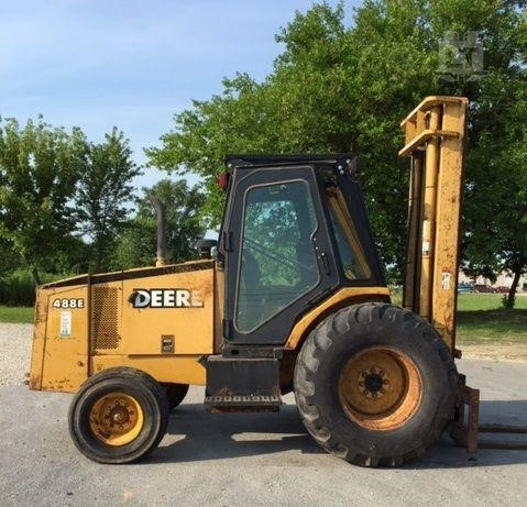 DEERE Forklifts For Sale - 10 Listings | LiftsToday com | Page 1 of 1