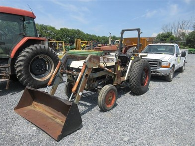 TRACTOR W/ LOADER Other Items For Sale - 1 Listings