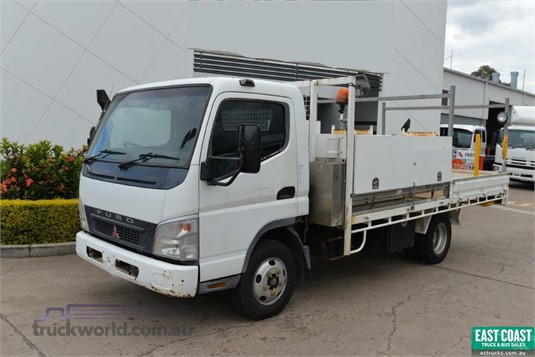 2007 Mitsubishi Canter L7/800 Trucks for Sale