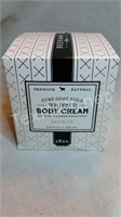 New Beekman Pure Goat Milk Body Cream