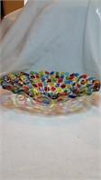 Patchwork Glass Bowl