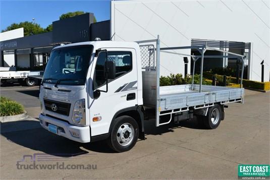 2017 Hyundai Mighty EX4 Super Cab MWB Trucks for Sale