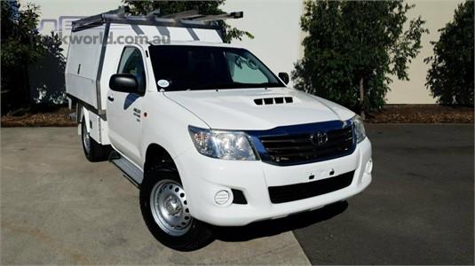 2014 Toyota Hilux Kun26r My14 Sr - Light Commercial for Sale