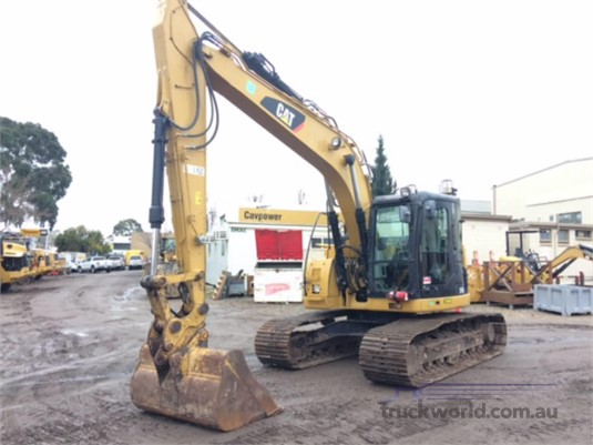 2012 Caterpillar 314D LCR - Heavy Machinery for Sale