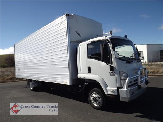 2008 Isuzu FRD 600 Cross Country Trucks Pty Ltd - Trucks for Sale