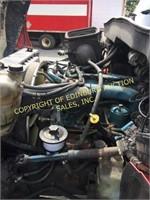 2007 INTERNATIONAL 440 24' BOX TRUCK