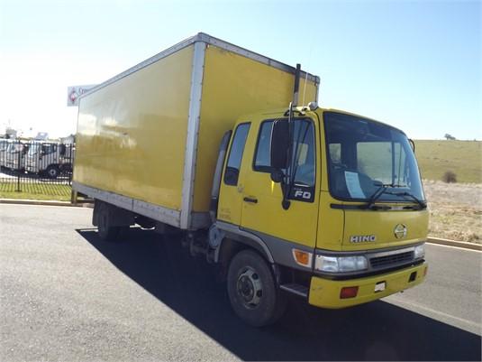 2001 Hino FD - Trucks for Sale