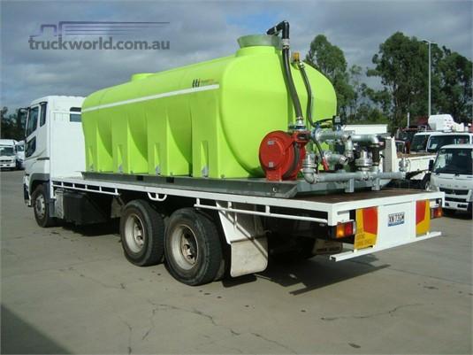 2012 Fuso FV54SJR5VFAA - Truckworld.com.au - Trucks for Sale