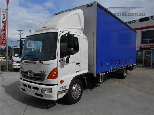 2014 Hino 500 Series Trucks for Sale