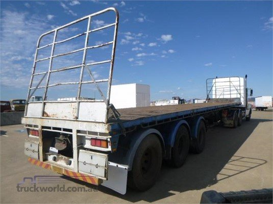 1995 Haulmark Flat Top Trailer Trailers for Sale