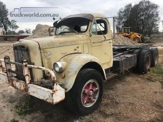 1960 White other Western Traders 87  - Trucks for Sale