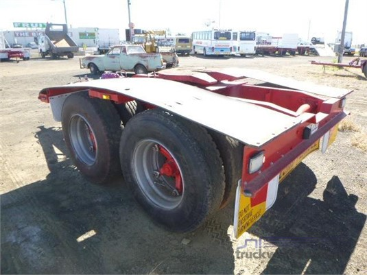 1975 Custom Dolly Trailers for Sale
