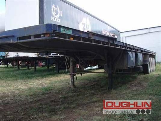 2002 Haulmark Flat Top Trailer Loughlin Bros Transport Equipment - Trailers for Sale