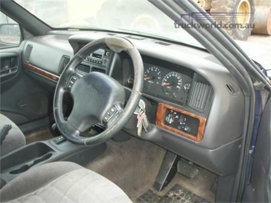 1996 Chrysler Jeep Cherokee Laredo - Truckworld.com.au - Light Commercial for Sale