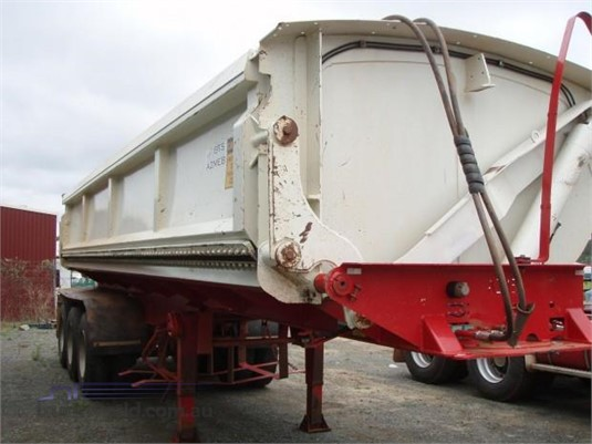 2012 Azmeb Tipper Trailer - Trailers for Sale