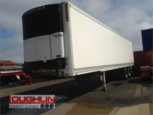 2007 Maxitrans Pantech Loughlin Bros Transport Equipment - Trailers for Sale