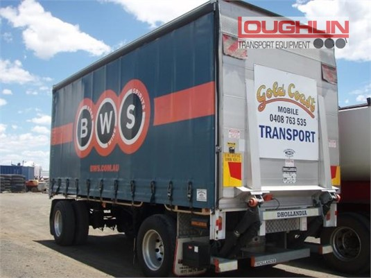 2009 Rebound other Loughlin Bros Transport Equipment - Trailers for Sale