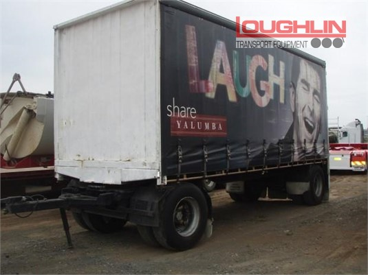 2000 Rebound other Loughlin Bros Transport Equipment - Trailers for Sale