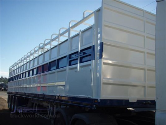 2005 Maxitrans Stock Crate Trailer Trailers for Sale