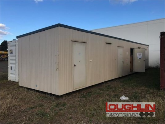 Ausco other Loughlin Bros Transport Equipment  - Transportable Buildings for Sale