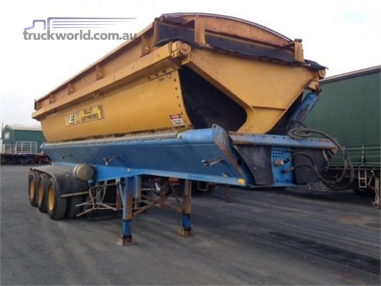 2003 Azmeb Tipper Trailer - Trailers for Sale