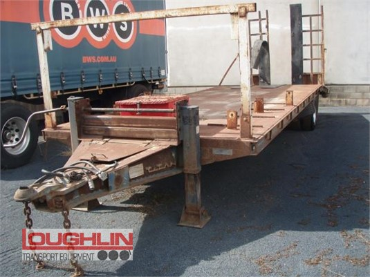 2003 Titan other Loughlin Bros Transport Equipment  - Trailers for Sale