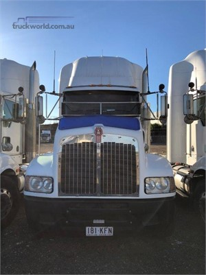 2007 Kenworth T401 Trucks for Sale
