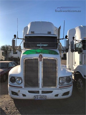 2008 Kenworth T408 Trucks for Sale