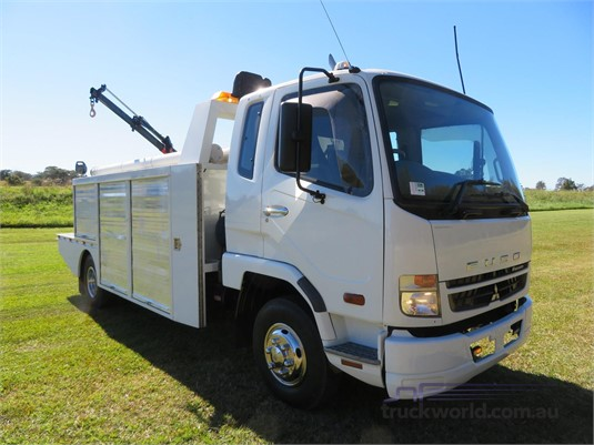 2010 Fuso Fighter 6 - Trucks for Sale
