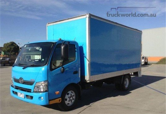 2012 Hino 300 Series 917 Trucks for Sale