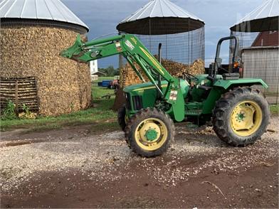 John Deere 40 HP To 99 HP Tractors For Sale - 3166 Listings