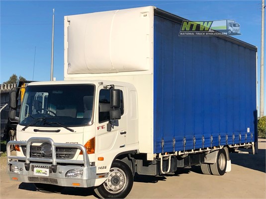2013 Hino 500 Series 1426 FE National Truck Wholesalers Pty Ltd - Trucks for Sale
