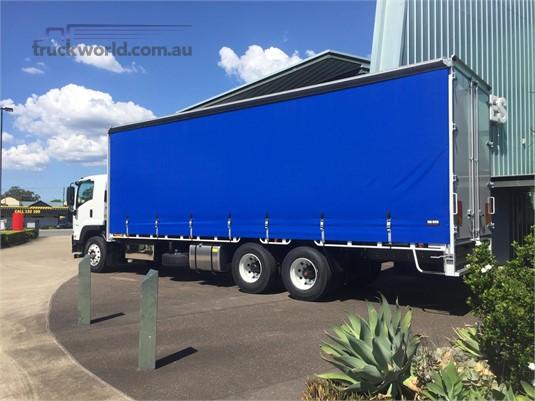 2018 Isuzu FVL 240 300 - Truckworld.com.au - Trucks for Sale