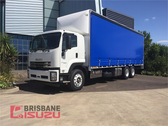2019 Isuzu other Brisbane Isuzu - Trucks for Sale