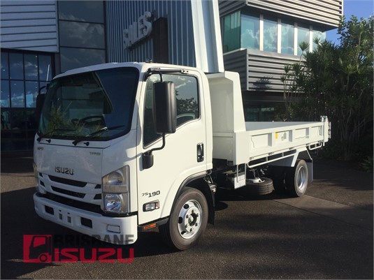 2019 Isuzu NPR 75 190 Brisbane Isuzu  - Trucks for Sale