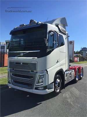 2016 Volvo FH600  - Trucks for Sale